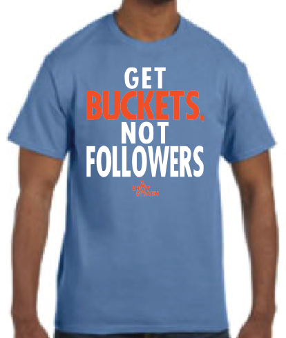 Get Buckets Not Followers